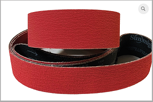 Ceramic Metal Eater Sanding Belt 2 x 72